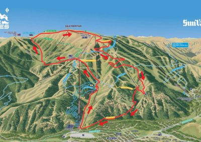Cirque Series SunValley_2019Map_m cirque series race